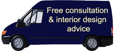 Free consultation & interior design advice