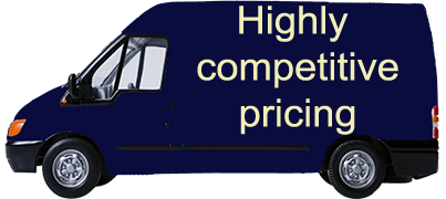 Highly competitive pricing