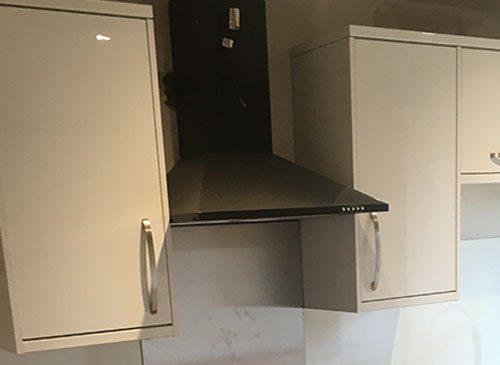Kitchen and Oak flooring