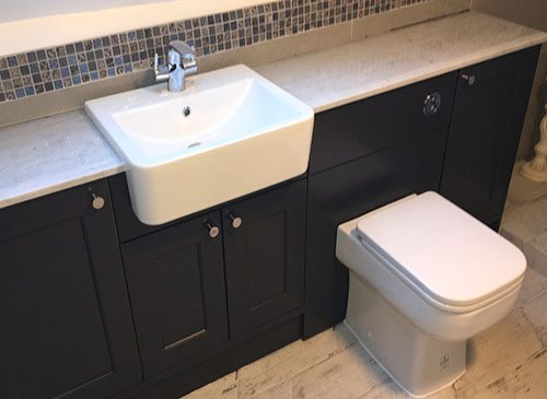 Northend Bathroom overhaul completed
