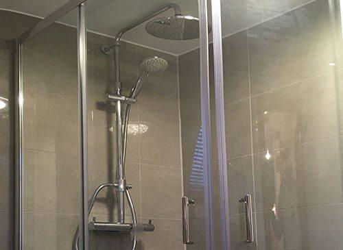 Northend Bathroom overhaul completed