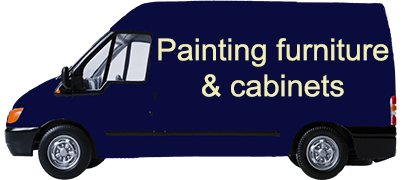 Painting furniture & cabinets