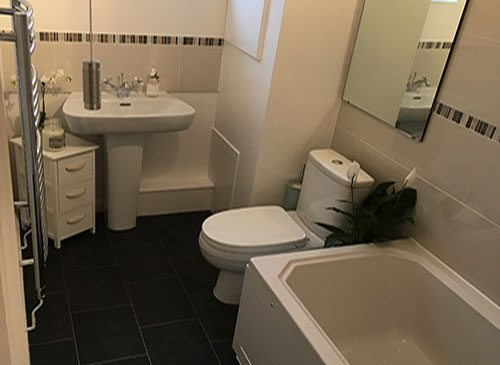 Wilkinson bathroom re-furbishment