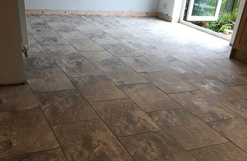 Kitchen-Dining-room-floor-tiling